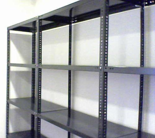 Estanterias Metalicas De 43x90x200 Con 5 Estantes Reforza - $ 1.250 ...