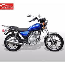 Moto Motor 1 Gne 151 U Año 2016 Negro - Rojo - Azul