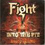 Fight Into The Pit Radio Promo Cd Envio Gratis De Colleccion
