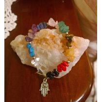 Pulseras Con Las Piedras De Los 7 Chakras