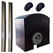 Kit De Automatizacion De Porton Corredizo 500kg Suchi Motor
