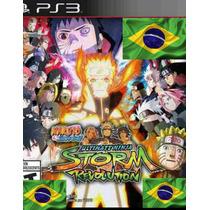 Naruto Shippuden: Ultimate Ninja Storm Revolution Mídia Dig