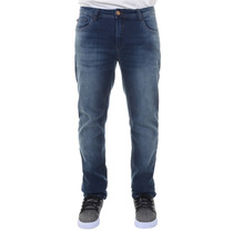 Calça Masculina Mcd Jeans Denim Slim Fit