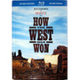 A Conquista Do Oeste - Blu-ray Importado Lacrado