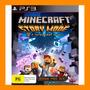 Minecraft Story Mode Ps3 Todos Los Episodios Del 1 Al 5