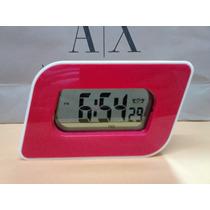 Reloj Digital Lindo Modelo C/alarma, Fecha, Practico,nuevos.