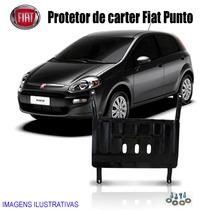Protetor De Carter Fiat Punto 2007 Até 2015