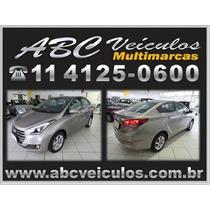 Hb20 Sedan Premium 1.6 Flex Automatico- Ano 16/17cod G057 S