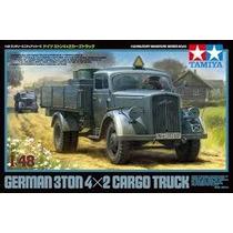 German 3ton 4x2 Cargo Truck 1/48 Marca Tamiya