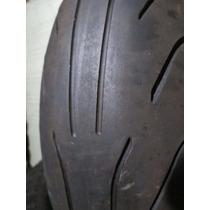 Pneu Michelin Power Pure 180 55 17 Hornet Srad Cbr R1 R6 Zx9
