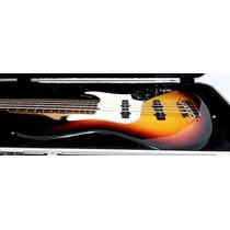 Fender Jazz Bass American Deluxe V / 18v / Sem Case...
