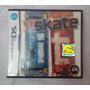 Juego Original Skate Original Nintendo Ds Lite Dsi Xl 3ds