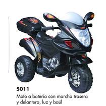 Moto A Batería 6 Watts. Para Niños. Envío Gratis