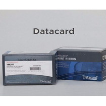 Cinta Datacard 535000-003 Color Ribbon Ymckt 500
