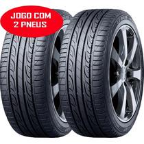 Kit Pneu 185/65/15 Aro 15 Dunlop Lm704 (2 Unidades)
