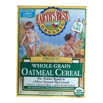 Mejor Certified Organic Grano Entero De Avena Cereal De La T