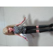 Muñeca Barbie Hanna Montana En Excelente Estado. Original