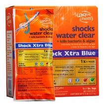 De Aqua Chem 5-pack Choque Xtra Azul Para Piscinas 5 Pounds