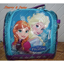 Lancheira Infantil Escolar Frozen Chenson