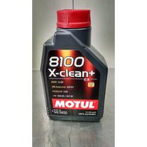 Motul Aceite Motor Sintetico 8100 X-clean+ Sae5w30 - 1lt