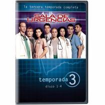 Er Sala De Urgencias Temporada 3 Tres Serie De Tv En Dvd