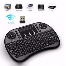 Mini Teclado Wireless Con Pad Tactil Inteligente Android Pc