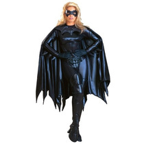Disfraz De Lujo Mujer Batichica Adulto Batgirl Batman