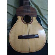 Ukulele Soprano (escala Baritono) De Luthier