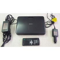 Dvd Portátil Sony 8 Modelo Dvp-fx820
