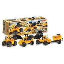 Camiones Super Constructor X4. Duravit - Tuni 203