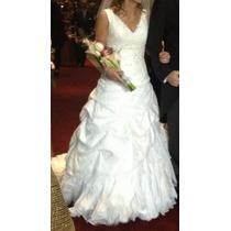 Vendo Hermoso Vestido De Novia!!