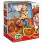 Toy Story Woody Vaquero De Rodeo Cowboy (español E Ingles)