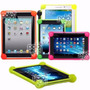 Funda Silicona + Vidrio Templado Tablet 7 8 9 10 Universal