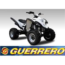 Cuatriciclo Guerrero 350