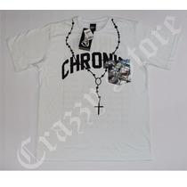 Camiseta Chronic Bolso São Jorge Oração Verso Crazzy Store
