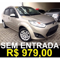Ford Fiesta Sedan 1.6 (flex) 2012 - Sem Entrada R$ 979,00