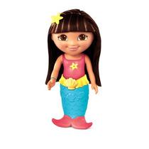 Muñeca De Dora La Exploradora Se Transforma En Sirena
