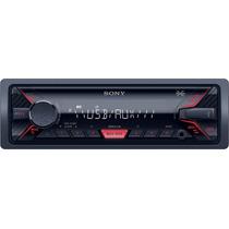 Rádio Mp3 Player Sony Xplod Dsx-a35u C/ Entrada Usb + Brinde