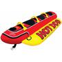 Boia Inflável Hot Dog Banana Boat 3 Pessoas Jet Ski Lancha !