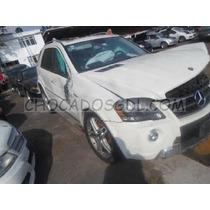 Mercedes Benz Ml63 Amg 2011¿ Siniestrado Para Reparar...