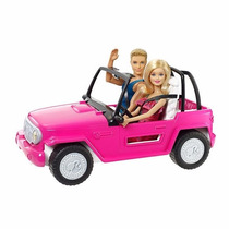 Barbie Auto De Playa