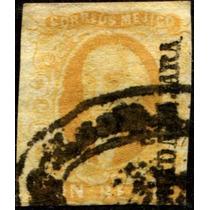1418 Clasico Hidalgo Ocre Guadalajara 1 Real Usado H 1856