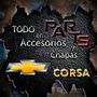 Lateral 3/4/5 Puertas Y Wagon Chevrolet Corsa Y Mas...