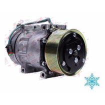 Compressor Ar Condicionado Scania 2013 2014 - 1888032 Novo