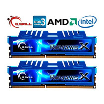 Kit Memórias G.skill Ripjaws X 8gb (2x4gb) Ddr3 2400mhz Cl11