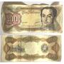 Billete De Colección Venezuela Año 1998
