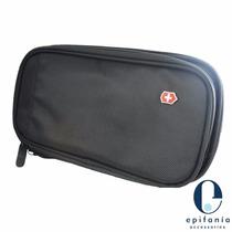 Organizador Wallet Victorinox De 2 Cierres Con Guarda Polvo