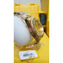 Relógio Invicta 14732 Banhado A Ouro 18k Feminino