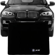 Tapete Carpete Bordado Porta Mala Bmw X6