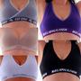 Top Nadador Cotton Varias Cores Fitness Academia Ginastica